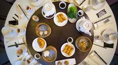 Chinese table manner