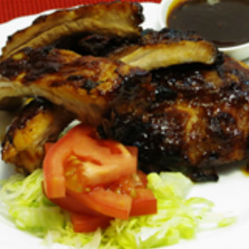 Recipe Barbecue Pork Ribs with Hoisin Sauce S