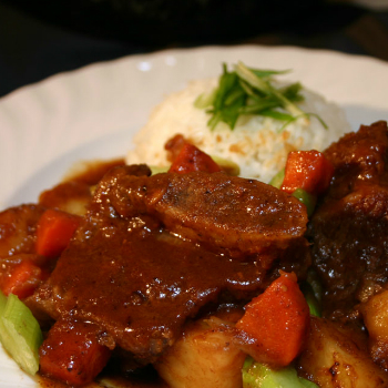 Recipe Braised Short Ribs