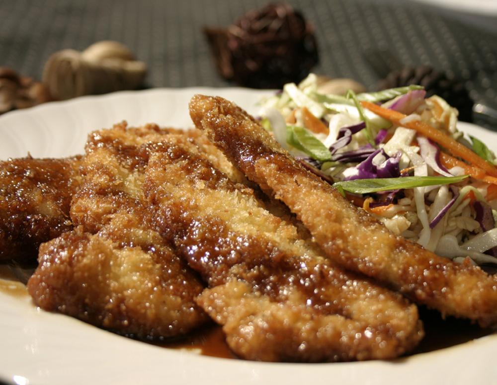 Recipe Breaded Chicken Breast