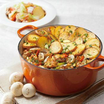 Recipe Chicken Hot Pot