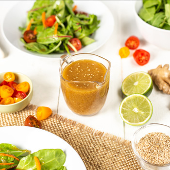 Recipe Miso Sesame Ginger Dressing S