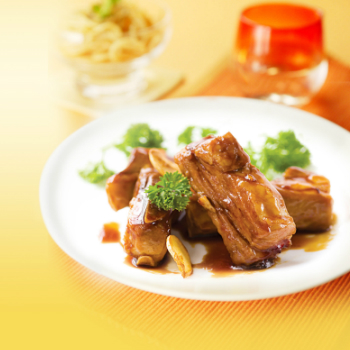 Recipe Plum Flavored Steamed Spare Ribs S