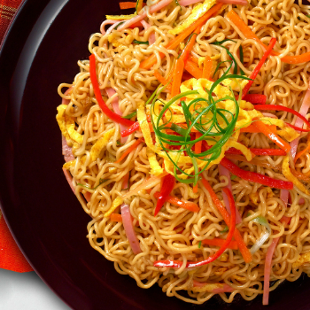 Recipe Spicy Instant Noodles S