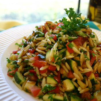 Recipe Summer Vegetable Pasta