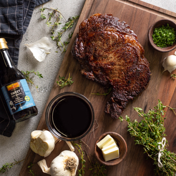 Recipe Sweet Soy Glazed Rib Eye S