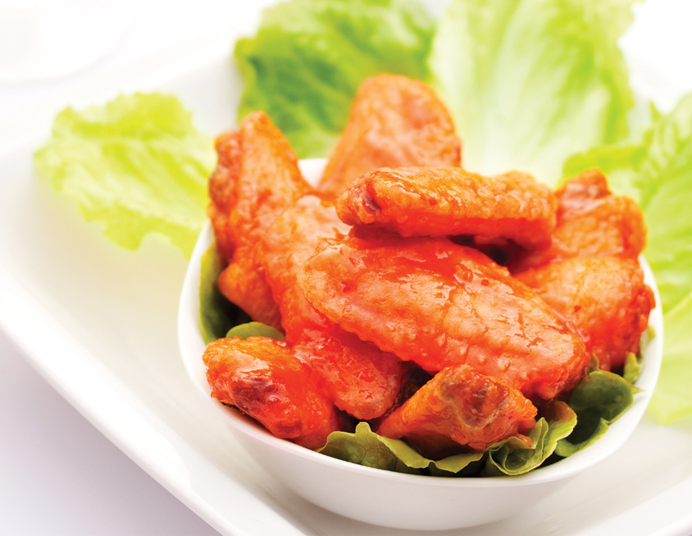 Recipe Thai Sweet Chili Wings