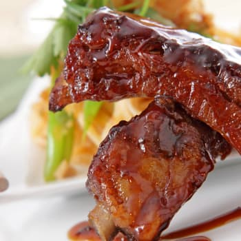 Recipe Braised Sweet and Sour Pork Ribs S